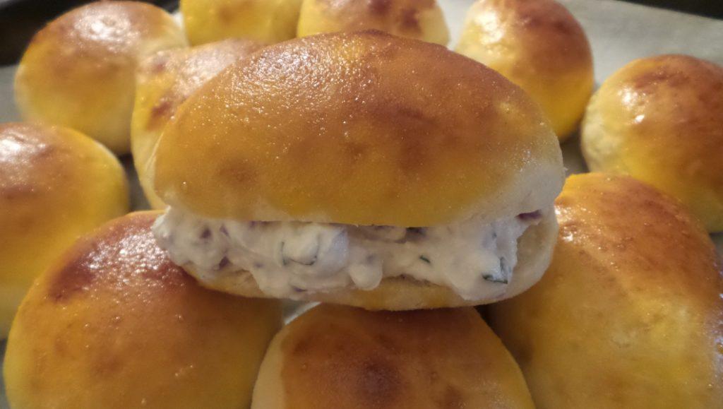 """I miei Maritozzi """"salati"""" per La Prova del Cuoco"""