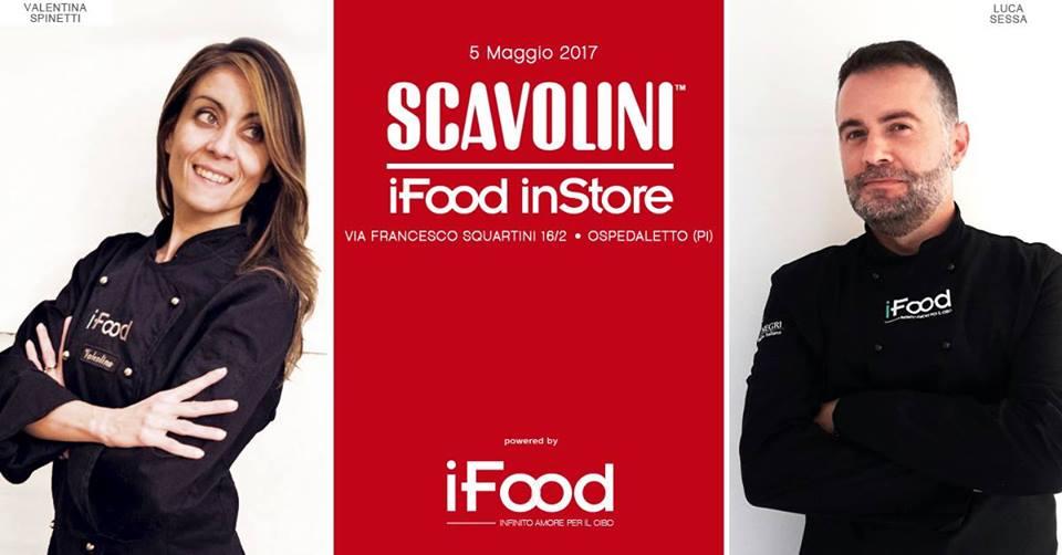 iFood in Store: vi aspetto a Pisa!