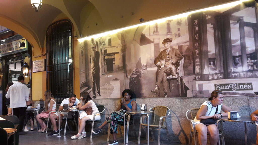 Mangiare a Madrid