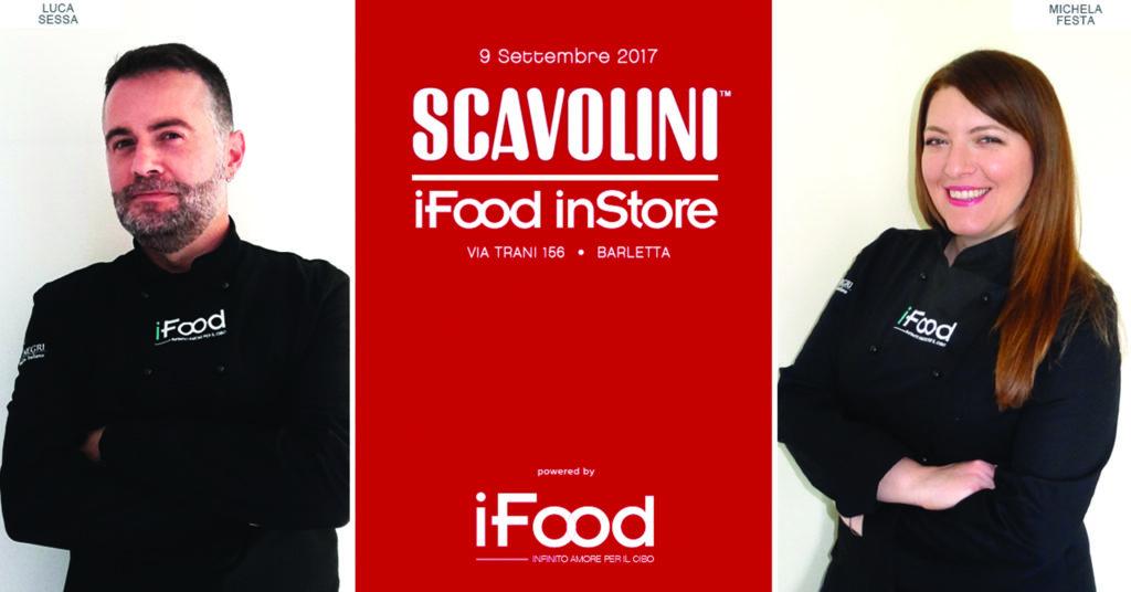 IFood in Store: in viaggio verso Barletta
