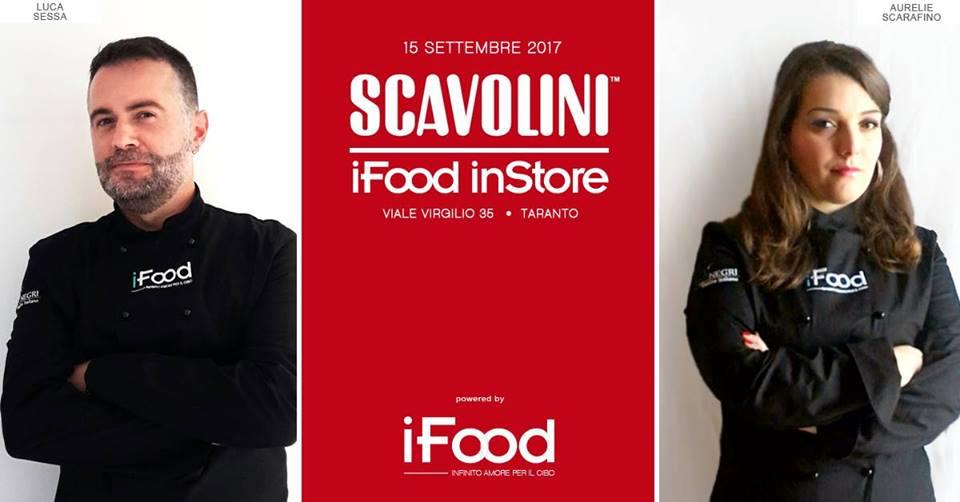 iFood in Store: tappa a Taranto