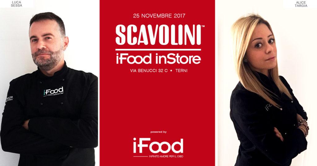 """""""iFood in Store"""" arriva in Umbria: primo appuntamento a Terni"""