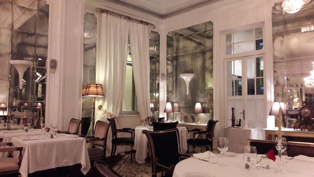 La cucina dell'Hotel Majestic, il riuscito connubio tra energia ed eleganza
