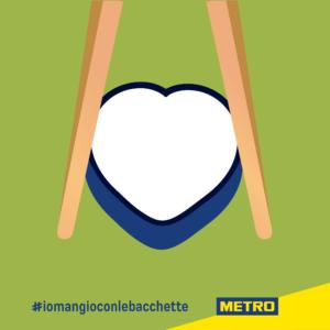 #iomangioconlebacchette